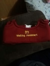 red Walking Assistant shirt Brampton, L6P 1P9
