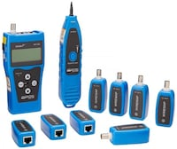 NOYAFA NF-388-B MULTIPURPOSE NETWORK CABLE TESTER TRACKER TRACER TEST ETHERNET PREV LOT RETURN TO LIST NEXT LOT ADD TO MY FAVORITES ASK ABOUT THIS ITEM 8274 km