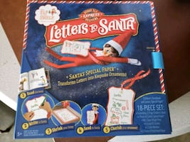 Brand New Elf on the Shelf Letters to Santa