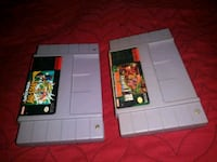 two gray Nintendo game cartridges Alamo, 78516