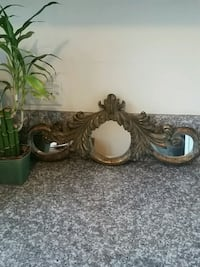 Antique Style Wall Mirror