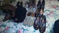 10 pair of women's size 7 to 8  Union, 29379