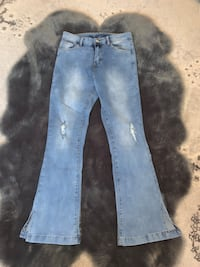 Flare jeans bootcut Oslo, 1251
