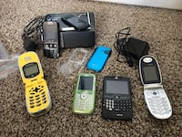 Used Cell phones (5 total) San Leandro, 94578