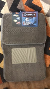 gray and black car seat cover Edmonton, T5T 1Y6