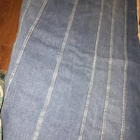 """Long skits jeans metal 42"""" long 36"""" inches waist two sets 50$ each  Markham, L3S 3Y9"""