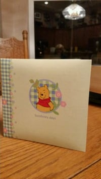 NEW POOH PHOTO ALBUM Orlando, 32836
