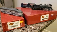 Various HO scale trains, track, buildings, and other model train items Charlotte, 28214