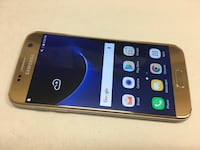 Samsung Galaxy S7 Gold Sprint or Boost Mobile.   Comes with charger.  Cash only SF, 94118