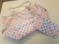 NEW  pink tote bag  Whitby, L1N 8X2