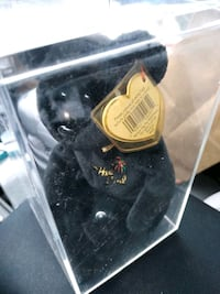 The End beanie baby with error tag extremely rare Parkville, 21234