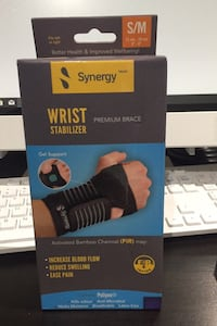 Synergy wrist stabilizer Mississauga, L5N 6L2