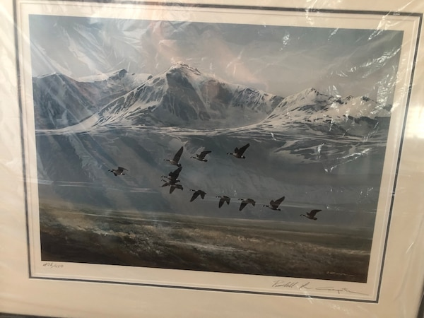 Framed Art, Limited Editions