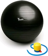 Large Exercise Ball (75 cm)