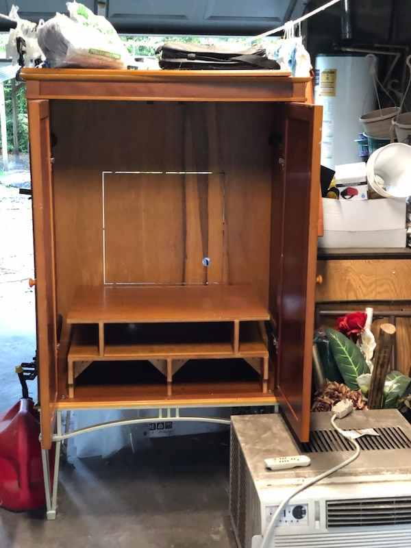 Used Large Media Cabinet For Sale In Tampa Letgo