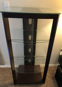 Entertainment Center Tall Stand - Modern style EXCELLENT CONDITION  Euless