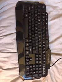 Led gaming mouse and keyboard with gaming mouse pac Calgary, T3G 4N4