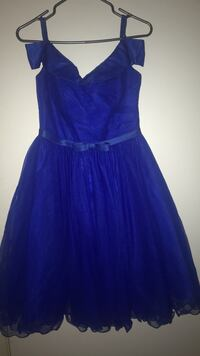 Royal blue dress Toronto, M9N 3H7