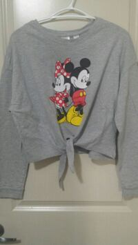 Mickey Minnie Disney sweater Edmonton