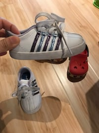 K-Swiss Toddler size 5.5 shoes 23 km