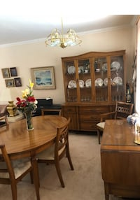 Dining Room Table Set - 9 pieces Montréal, H4V 1K4
