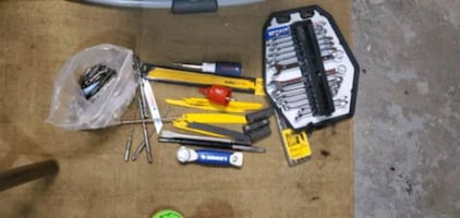 Tools, tool accessories and bits