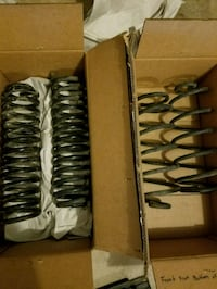 Jeep JK 3.5 inch lift springs North Bend, 98045