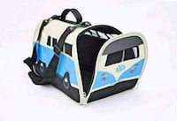 Volkswagen campervan pet carrier