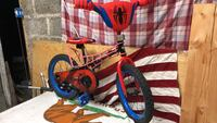 toddler's red and blue bicycle Joplin, 64801