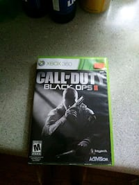 Call of Duty Black Ops 2 Xbox 360 game case Amsterdam, 12010