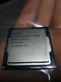 Intel i5 4690k 3.5 GHz Processor, Perfect for Gaming