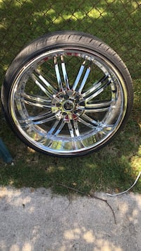 Rims 24s  Maple Heights