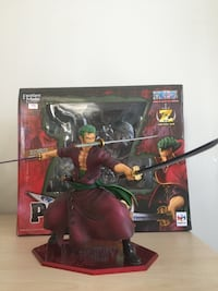 One Piece Collection Zoro Burnaby