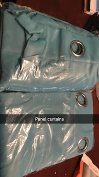 Two panel curtains Gray, 40734