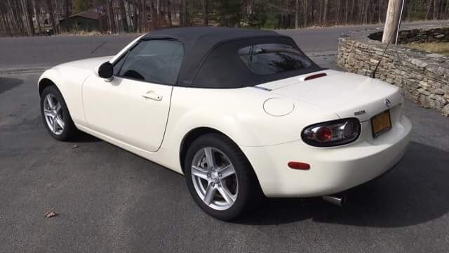 used mazda mx 5 miata 2007 make an offer for sale in rh us letgo com