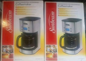 Sunbeam coffeemaker- New