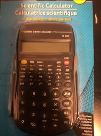 black Texas Instruments TI-84 Plus CE Herndon, 20170