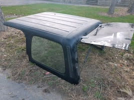 Jeep YJ fiberglass roof top,