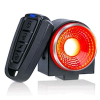 Smart Bike Tail Light, 115db Anti-Theft with Remote NEW IN BOX ½ PRICE Virginia Beach, 23451