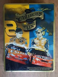 collectable  box Jeff Gordon  and  Earnhardt Jr    Reisterstown, 21136