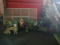 Army set (comes with army truck, helicopter, & men Louisville, 40299