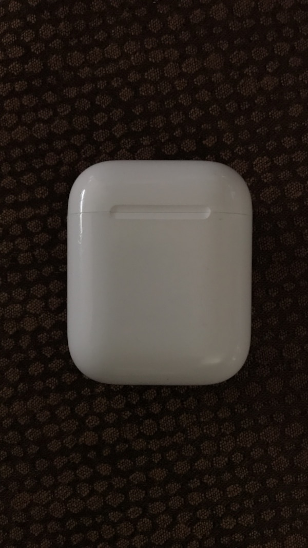 save off 4c0d5 b73da Apple AirPods JUST the charging case.