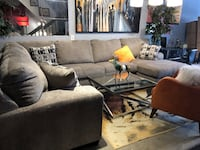 Order Today Before it's Sold Out! Ashley Sectional With Chaise. New York, 11435