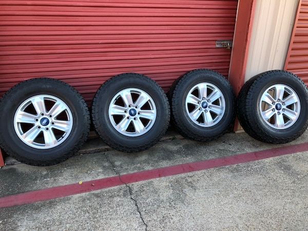 Ford F150 Factory Rims For Sale >> Used Factory Ford F150 Expedition King Ranch Wheels 17 Inch