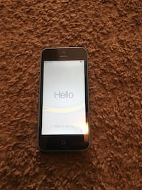 black iPhone 5 with case Mesa, 85206