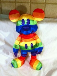 Rainbow Mickey Mouse Plush Denver, 80231