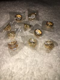 Chanel Gold ring $10 each  Kirtland Afb, 87116
