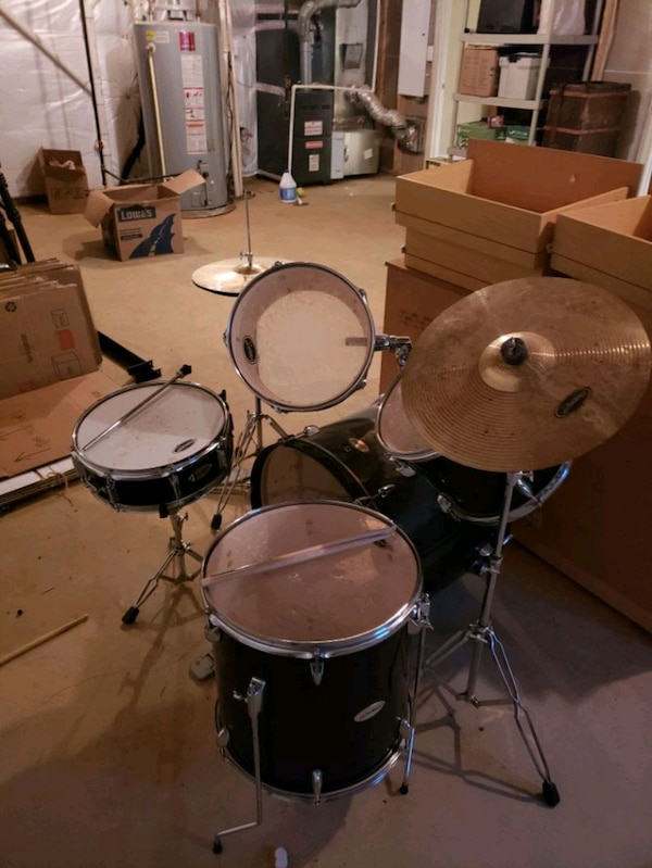 Drumset price reduced!
