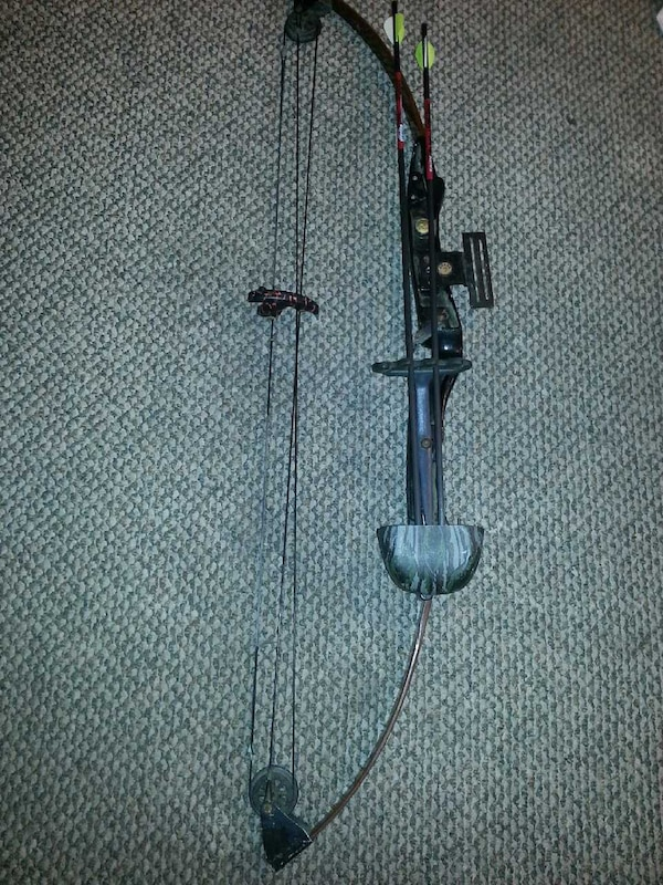 Cobra Bear Blacktail Compound Bow