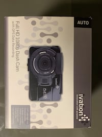 Ivation full HD Dash Camera Edison, 08817